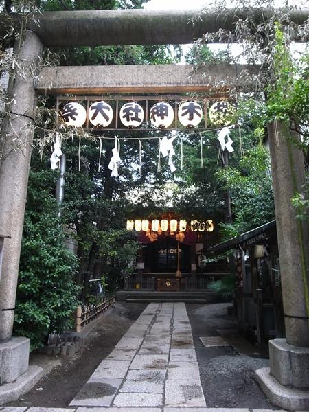 櫻木神社、例大祭2014