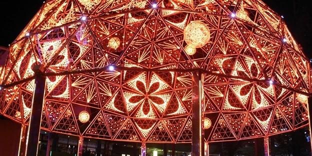 東京ドームシティ、ウインターイルミネーション